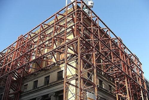 ремонт фасада многоквартирного дома