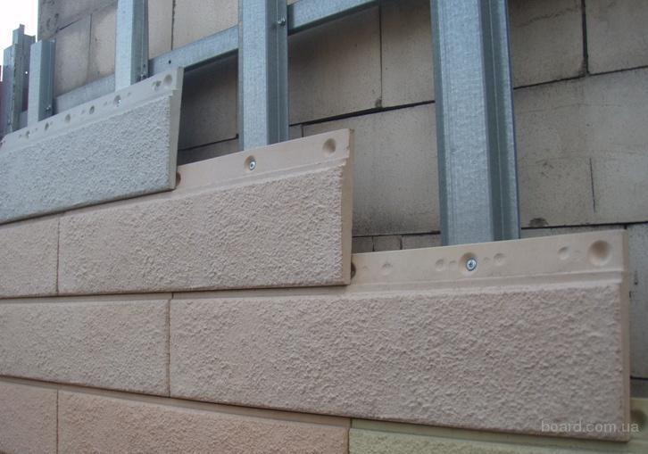 порядок монтажа цементного сайдинга