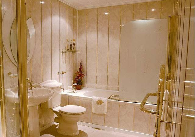 Сайдинг в ванной комнате – практичная и современная облицовка поверхностей