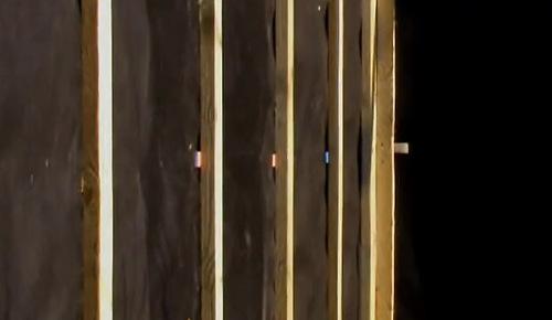 Вертикальная обрешётка для металлосайдинга