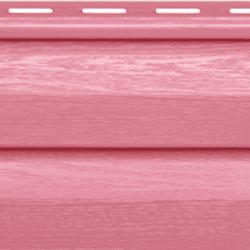 Сайдинг Nordside лапландия – насыщенный оттенок розового