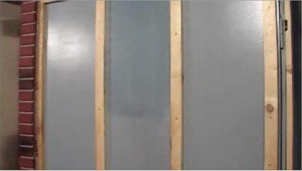 Деревянную обрешетку не желательно использовать во влажных помещениях