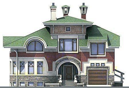 современные фасады зданий