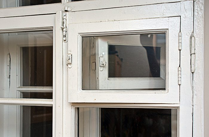Старые окна и воздухообмен