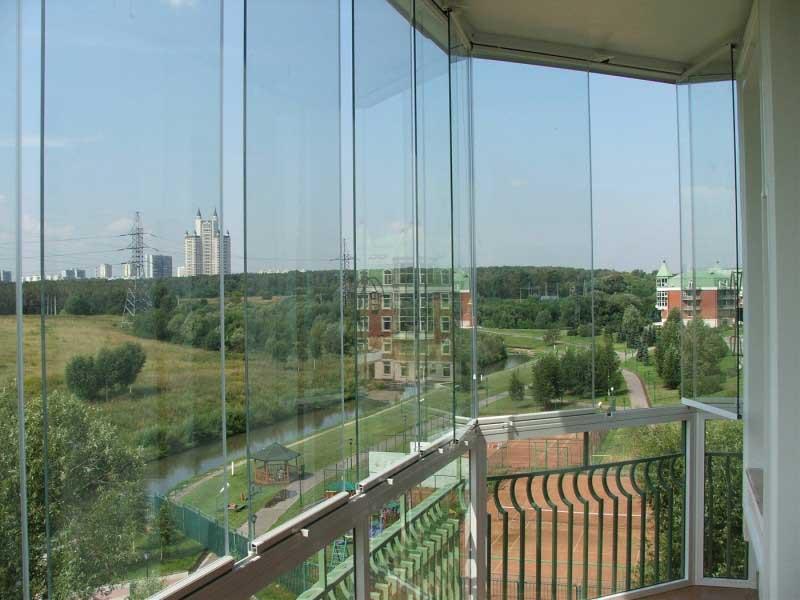 стекла для фасадов