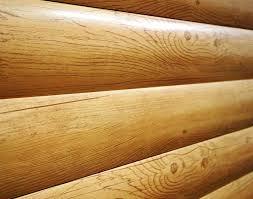 Имитация натуральной древесины