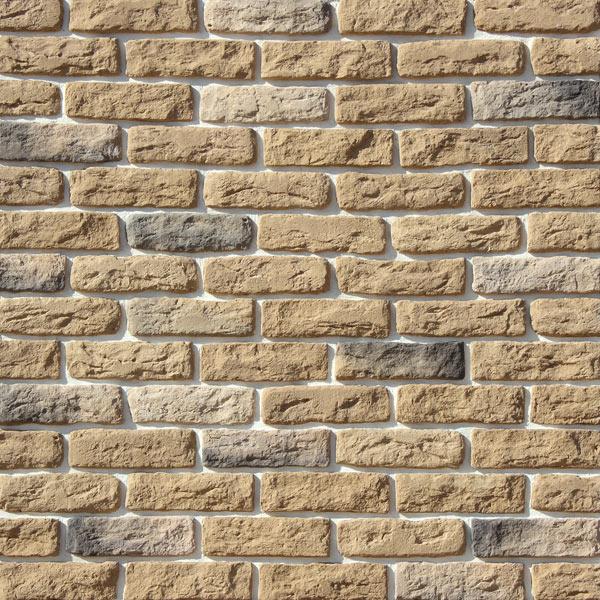 Облицованная стена