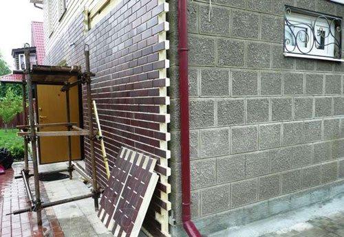 тепловые панели для фасада