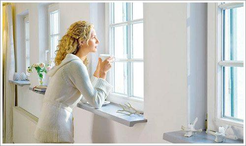 Трудно даже представить себе окна без подоконной планки.