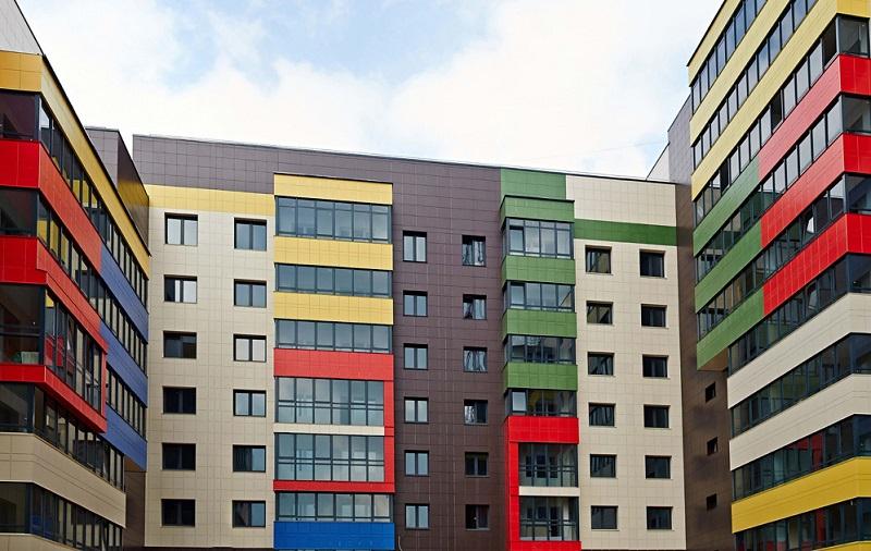 цвета фасадного керамогранита