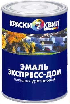 Уретановая краска для наружных работ подойдет для окраски сайдинга наилучшим образом