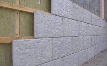 Установка плитки на деревянную обрешетку с теплоизоляционным слоем
