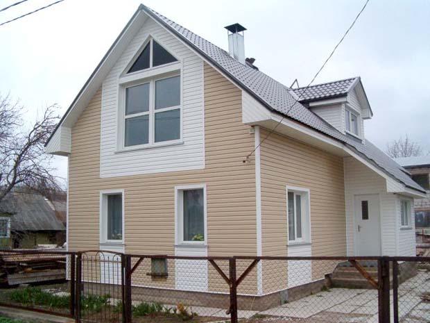 И ваш дачный участок преобразится, как только фасад дома заиграет новыми красками