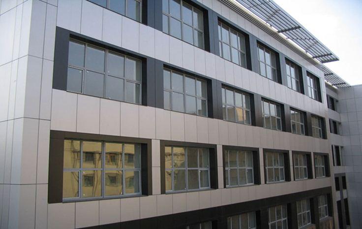 Вентилируемые фасады позволяют добиться благоприятной атмосферы в помещении