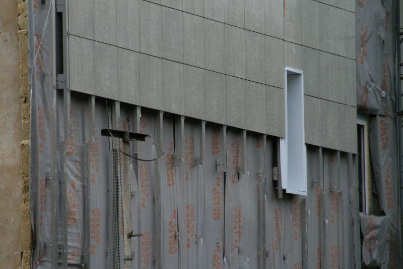 утеплитель под вентилируемый фасад