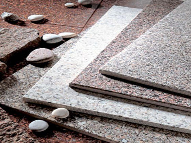 Облицовка фасадов керамогранитом – преимущества и способы облицовки