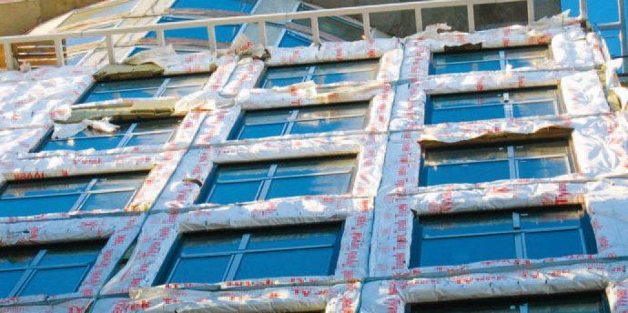 вентилируемый фасад расчет