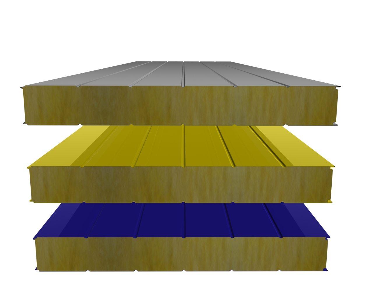 Жесткость пенополиуретана увеличивает прочность стен из сэндвич-панелей