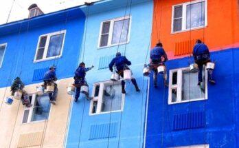 водоэмульсионная краска для фасада