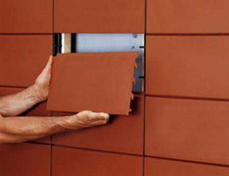 алюминиевые вентилируемые фасады