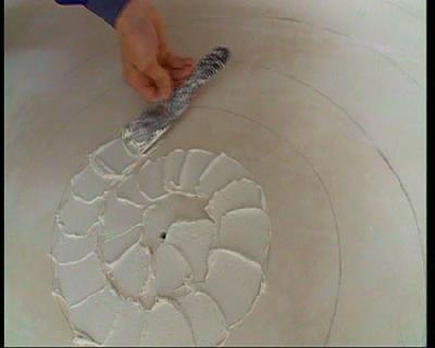 Венецианская штукатурка как сделать своими руками