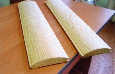 Деревянные панели Блок Хауса