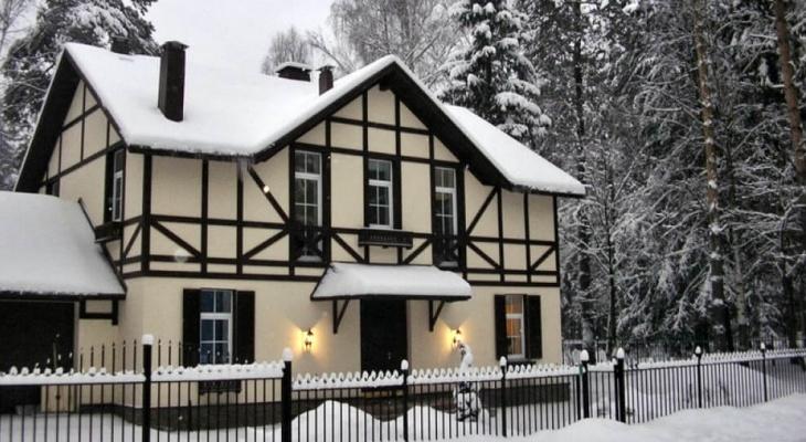 Немецкий фасад фахверк своими руками