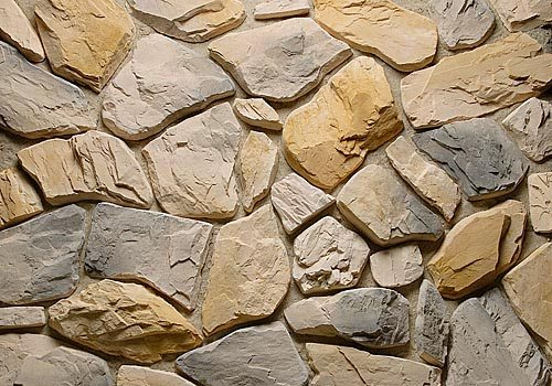 фасадные панели из искусственного камня