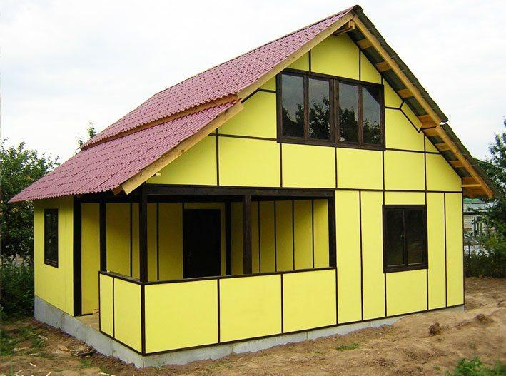 фасадный материал