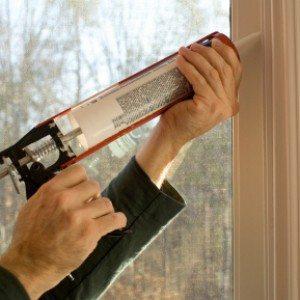 Герметизация предохраняет не только от потерь тепла, но и от проникновения влаги