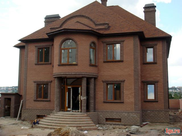 из чего сделать фасад дома