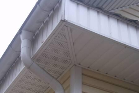 Фронтон крыши: как рассчитать и чем обшить, отделка и