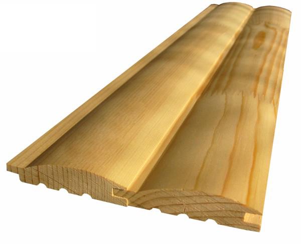 Панель деревянного Блокхауса