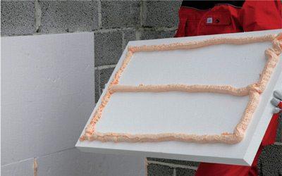 Легко монтируется на любые поверхности: бетон, пеноблоки, дерево, штукатурки и армирующие сетки