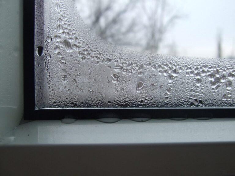 Почему потеют пластиковые окна?.