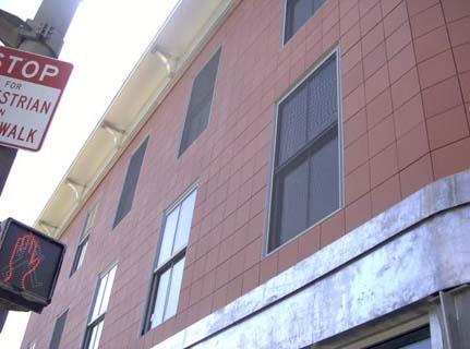 облицовка фасадов плиткой