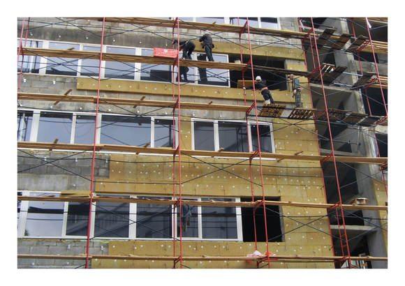 облицовка навесных вентилируемых фасадов