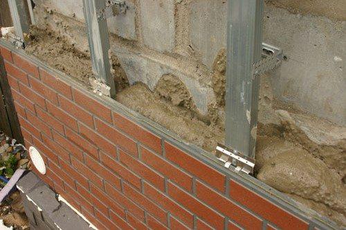 Монтаж фасадных панелей своими руками фото инструкция