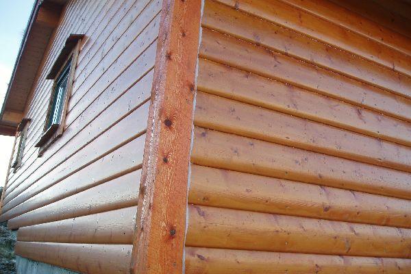 отделочный материал для фасада дома