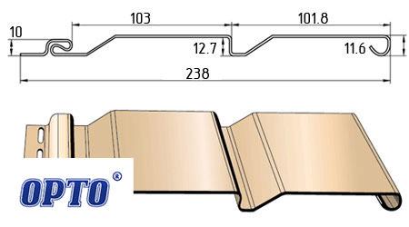 Размеры панели ОРТО