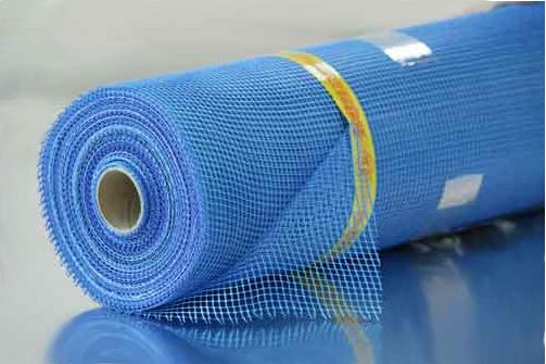 На фото показан вариант щелочностойкой штукатурной сетки.