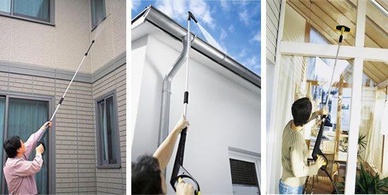 средства для мытья фасадов
