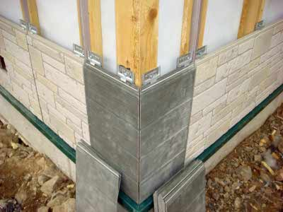 стеновые панели для фасада дома