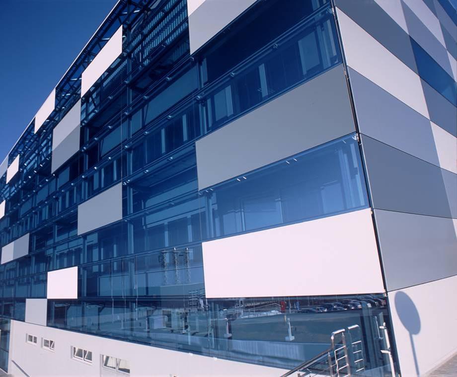 светопрозрачные конструкции фасадов