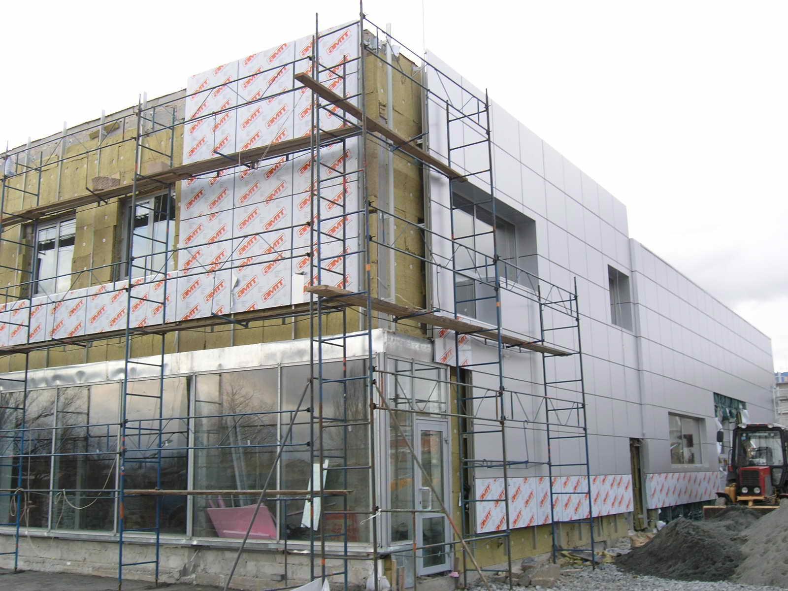 инструкция по строительству из панелей базальтового волокна видео