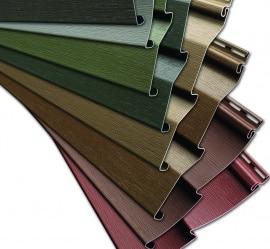 Такие цвета панелей можно найти только у производителя Миттен