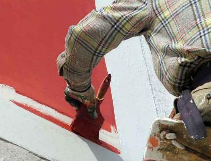 технические характеристики фасадной краски