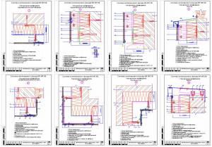 технология монтажа вентилируемых фасадов