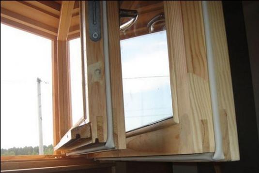 Утепленные по шведской технологии окна